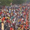 Proceedings Towards Kumbh Mela Snan Continue As Usual Amid Covid-19