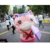 Koronon, The Anti-coronavirus Mascot Of Japan