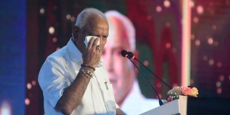 BS Yediyurappa To Resign As Karnataka Chief Minister