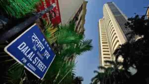 Indian Stock Market Undergoes Massive Changes Under The Influence Of External Forces