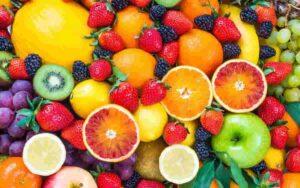 Fruits For Eternal Beauty!