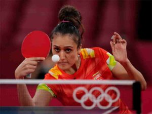 High Expectations From 26 Years Old Paddler Manika Batra In Olympics