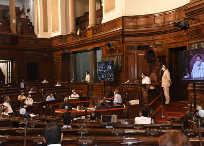 BJP Government To Push 17 New Bills In Ongoing Parliament Monsoon Session