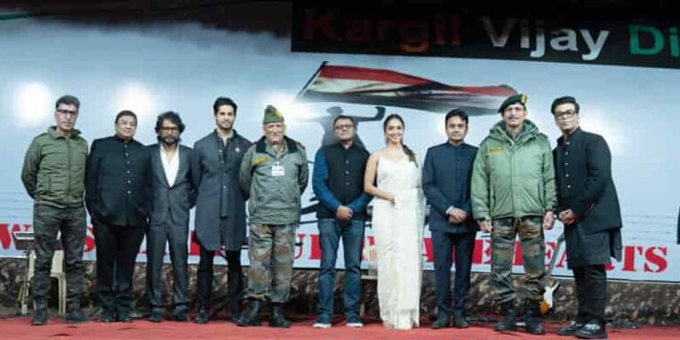 Celebrities To Spend The Evening With Indian Army Soldiers On Kargil Vijay Diwas