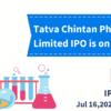 How To Check Tatva IPO Allotment Status?