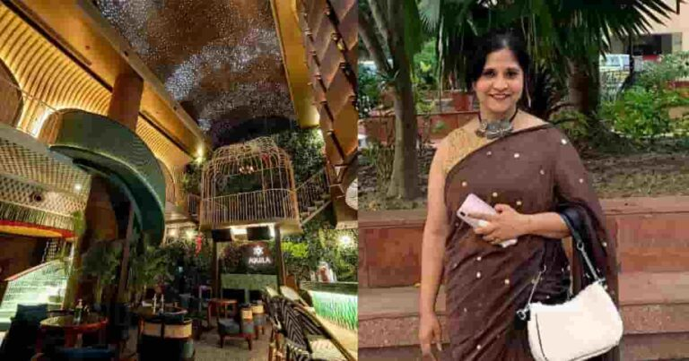 Aquila Restaurant in Delhi Denies Entry To Women For Wearing Saree