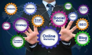 Marketing For Business, Know about online strategies