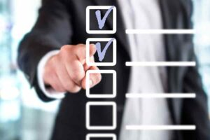 Personal Finance Task Checklist For The Month Of September