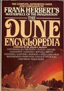 The Dune Encyclopedia: 4 Truths From The Controversial Dune Book Ever