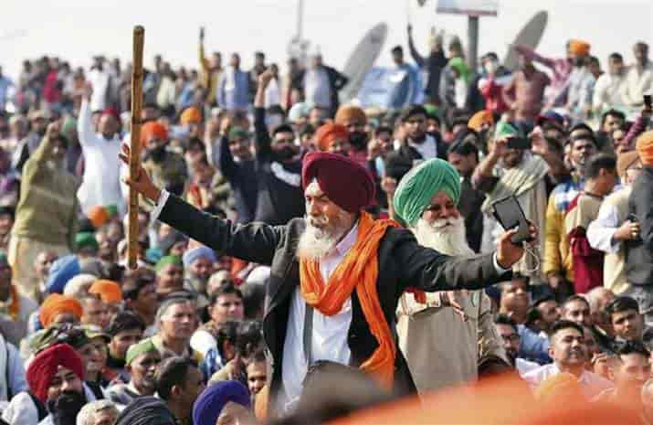 Marking The 11 Months Of Farmers' Protest In India