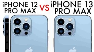 Pick The Ideal iPhone For You – iPhone 13 Pro Max Vs iPhone 12 Pro Max