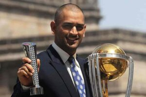 Jersey Number 7 : Mesmerizing Journey of Ms Dhoni